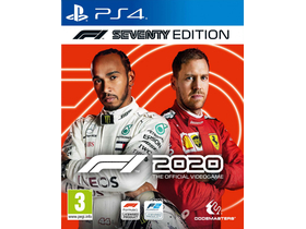 Codemasters F1 2020 Seventy Edition PS4 Spielsoftware