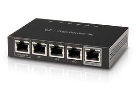 Ubiquiti EdgeRouter ER-X 5port Gigabit Router