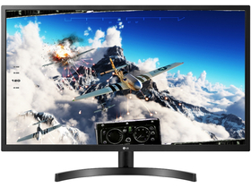 LG 32ML600M-B FullHD IPS HDR LED monitor