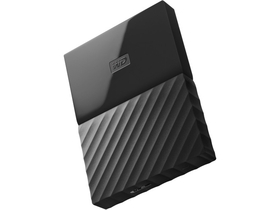 "WD My Passport 2,5"" 1TB USB3 черен (WDBYNN0010BBK-WESN)"