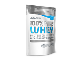 BioTech USA 100% Pure Whey banana