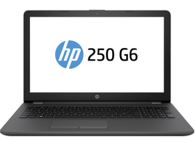 HP 250 G6 1WY61EA notebook, fekete