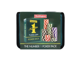 Waddington poker set