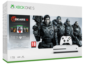Microsoft Xbox One S 1TB Gears 5 Game Console