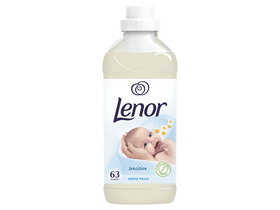 Lenor Gentle Touch mirisne perlice, 63X (1900ml)