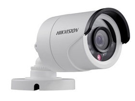 Hikvision DS-2CE16D0T-IRF 4in1 Външна аналогова тръбна камера (2MP, 2.8mm, IR20m, D&N (ICR), IP66, DNR, BLC)