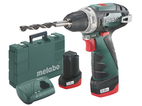 Metabo PowerMaxx BS Basic бормашина-винтоверт