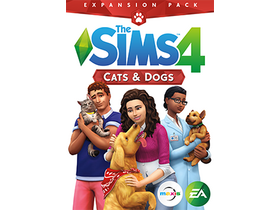 The Sims 4 - Cats & Dogs (EP4) игра за PC
