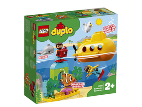 LEGO® DUPLO® Town 10910 Submarine Adventure
