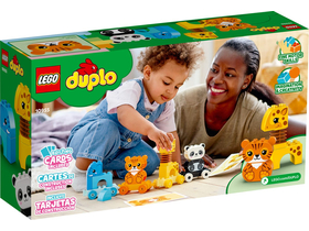 LEGO®  DUPLO My First 10955 Állatos vonat