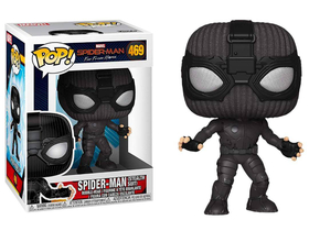 POP Movies Marvel Spider-Man Far From Home Spider-Man (Stealth Suit) фигура (2806155)