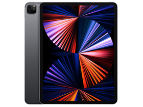 "Apple iPad Pro 12,9"" (2021) Wi-Fi + Cellular 512GB, asztroszürke (MHR83HC/A)"