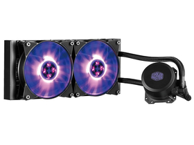 Cooler Master MasterLiquid ML240L RGB LED vodný chladič