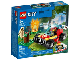 LEGO® City Fire 60247 Waldbrand