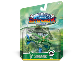 Skylanders SuperChargers Vehicles Stealth Stinger W2(Multi)