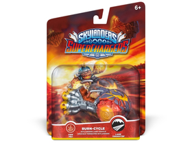 Skylanders SuperChargers Vehicles Burn Cycle vozilo W2 (Multi)