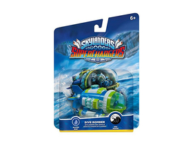 Skylanders SuperChargers Vehicles Dive Bomber W1(Multi)