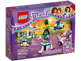 LEGO® Friends 41128 Calatorie spatiala in parcul de distractii