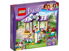 LEGO® Friends Gradinita cateilor din Heartlake (41124)
