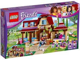 LEGO® Friends 41126 Jahalni klub v Heartlaku