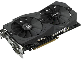 Asus AMD Strix RX470 Gaming 4GB GDDR5 videókártya (STRIX-RX470-O4G-GAMING)