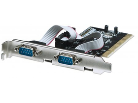 Card de extindere MANHATTAN PCI Serial