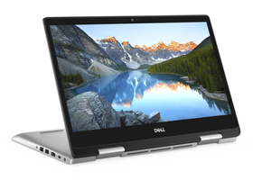 "Notebook Dell Inspiron 5482 2in1 5482FI5WC2 14"" FHD, gri + Windows 10 Home (tastatura layout HU)"