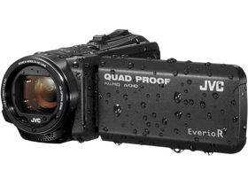 JVC GZ-R405B Quad-Proof