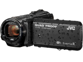 JVC GZ-RX605B Wi-Fi Quad-Proof