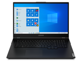 Lenovo Legion 5 82B3002XHV notebook, fekete