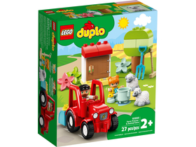 LEGO® DUPLO® Town 10950 Farm Tractor & Animal Care