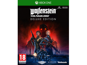Wolfenstein Youngblood Deluxe Edition Xbox One igra