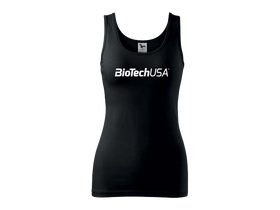 BioTech USA tank top, crna