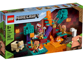 LEGO® Minecraft™ 21168 The Warped Forest