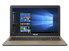 Asus Vivobook X540UB-GQ336T notebook, barna + Windows 10 Home