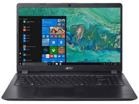 Acer Aspire A515-52G-56WJ NX.H3EEU.012 FHD notebook, fekete + Windows 10 home
