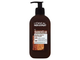 L`Oréal Paris Men Expert Barber Club 3in1 gél, 200 ml