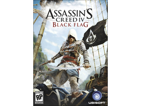 Assassin's Creed 4 Black Flag játékszoftver