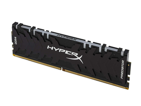 Kingston HyperX DDR4 32GB 3200MHz CL16 DIMM XMP (Kit of 2) RGB memória (HX432C16PB3AK2/32)