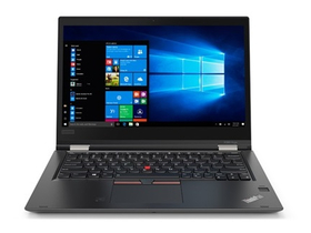 Lenovo ThinkPad X380 Yoga 20LH002BHV Touch notebook, fekete + Windows 10 Pro