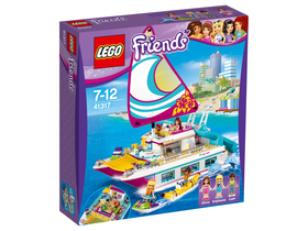LEGO® Friends Croaziera insorita pe Catamaran  41317