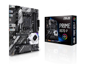 Asus PRIME X570-P AM4 AMD X570 ATX Mainboard