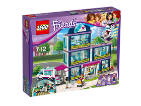 LEGO® Friends 41318 Heartlake Hospital