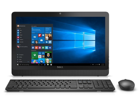 "PC Dell Inspiron 3464 23,8"" FullHD Touch all in one - Windows 10 (DLL Q4_223912), (HUN)"