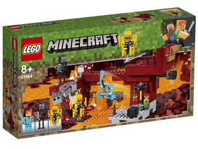 LEGO® Minecraft™ 21154 Plameni most