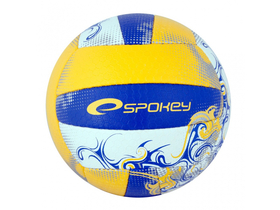 Spokey Eos Volleyball, blau-gelb