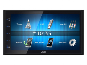 Player auto JVC KW-M24BT 2 DIN Bluetooth