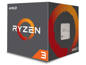 AMD Ryzen 3 1300X AM4 BOX Wrait Stealth