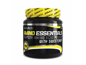 BioTech USA Amino Essentials, 300 g, citrón