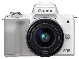 Canon EOS M50 kit  (15-45mm IS STM objektiv)